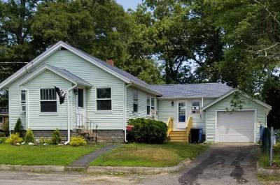 Milton, Quincy, Weymouth, East Bridgewater, Hanover, Hanson, Pembroke, West Bridgewater, Whitman Single Family Home For Sale: 211 Raynor Ave