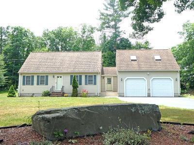 Middleboro Single Family Home Under Agreement: 73 Old Center Street