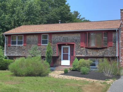 East Bridgewater Single Family Home Contingent: 350 Cedar St