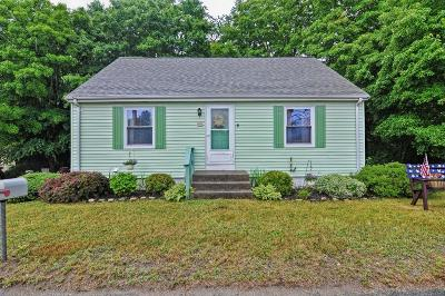 Rehoboth Single Family Home For Sale: 88 Tremont Street
