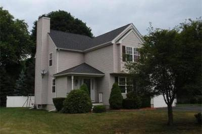 Franklin Single Family Home For Sale: 74 Palomino Drive