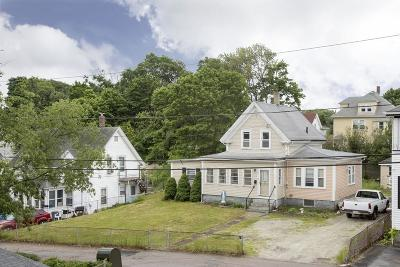 Quincy Single Family Home Under Agreement: 58 Town Hill St