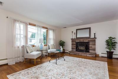 Arlington MA Single Family Home For Sale: $749,000