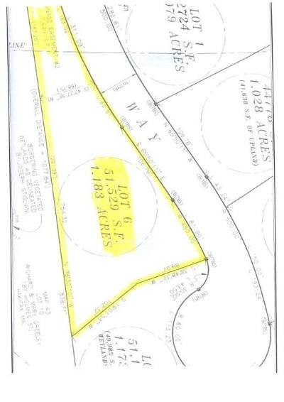 Halifax Residential Lots & Land For Sale: 3 Delia Way