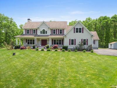 Rehoboth Single Family Home For Sale: 67 Rocky Hill Rd