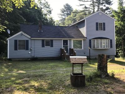 Norton MA Single Family Home For Sale: $329,000