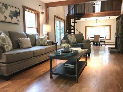 Belchertown Single Family Home Under Agreement: 120 Amherst Rd