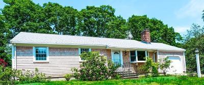 MA-Barnstable County Single Family Home Contingent: 115 Sailfish Dr