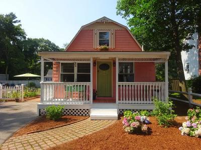 Billerica Single Family Home For Sale: 9 Summer St