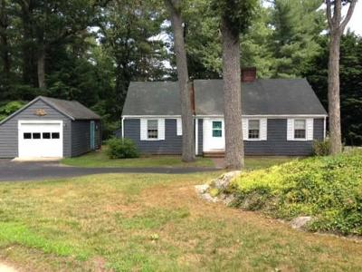 Abington Single Family Home Under Agreement: 113 Andrew Ford Way