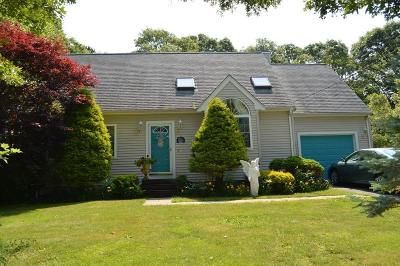 Falmouth Single Family Home Contingent: 40 Shorewood Dr