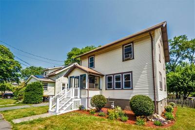 Framingham Single Family Home Contingent: 36 Essex St