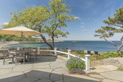 Rockport Single Family Home For Sale: 19 Beach St.