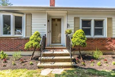 Wenham, Hamilton Single Family Home Under Agreement: 4 Homestead Circle