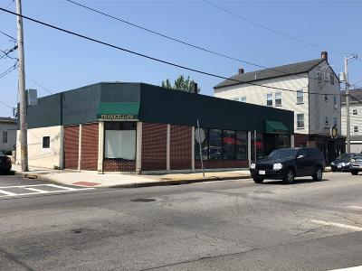 MA-Bristol County Commercial For Sale: 165 Rodman St.