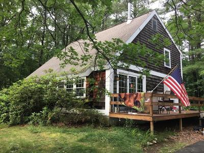Kingston Single Family Home Under Agreement: 28 Pow Wow River Rd
