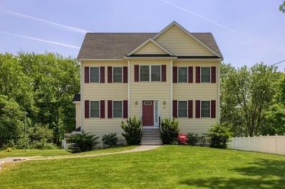 Billerica Single Family Home Under Agreement: 3 Sheldon Street