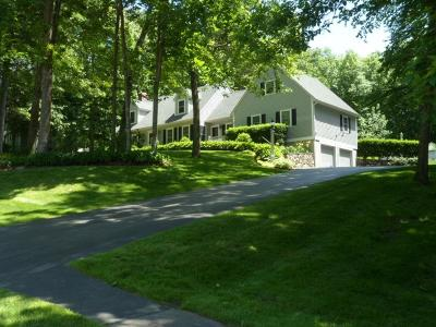 Methuen, Lowell, Haverhill Single Family Home For Sale: 33 Parsonage Hill Rd
