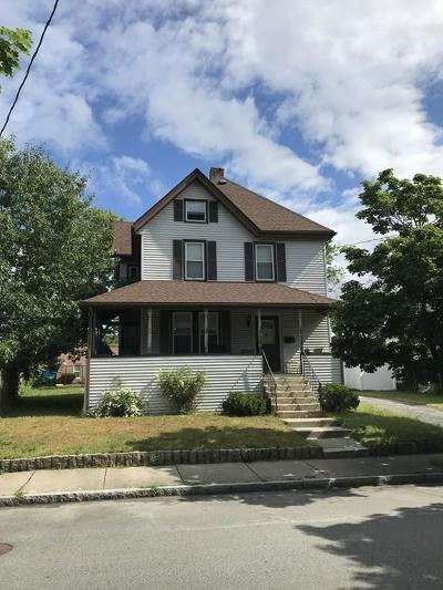 Waltham Single Family Home For Sale: 93 Vernon St