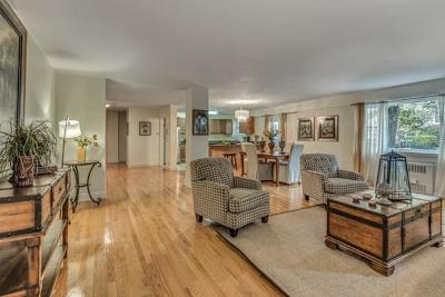 Brookline Condo/Townhouse For Sale: 131 Sewall Ave #1