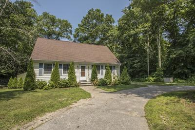 Rehoboth Single Family Home Contingent: 122 Pond Street