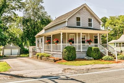 Billerica Single Family Home Price Changed: 14 Billerica Ave