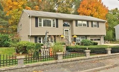 Randolph Single Family Home Under Agreement: 6 Boylston St