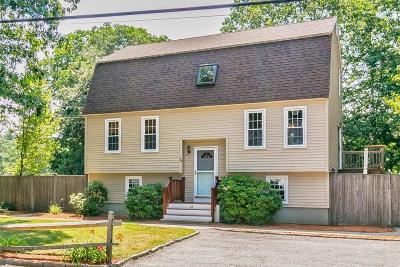 Billerica Single Family Home Under Agreement: 52 Mallard St