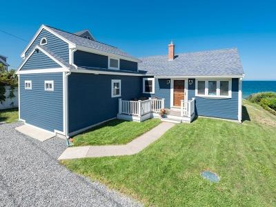 Plymouth Single Family Home For Sale: 109 Seaview Drive