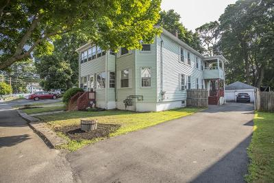 Brockton Multi Family Home Under Agreement: 18 Brett Street