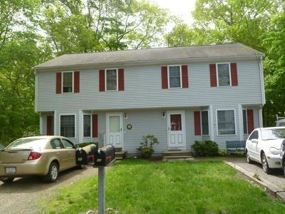 Mansfield Multi Family Home Contingent: 33 - 35 Kingman Ave.