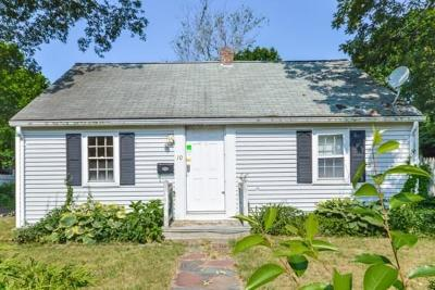 Barnstable Single Family Home For Sale: 10 Brookshire Rd