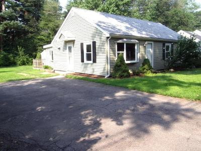 Canton Single Family Home For Sale: 112 Dedham
