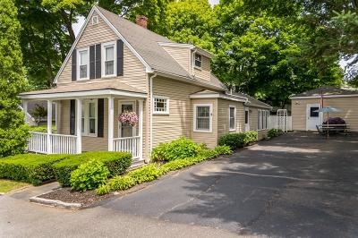 Saugus Single Family Home Contingent: 10 Kenwood Avenue