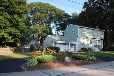 Stoughton Single Family Home Under Agreement: 68 Bird Street