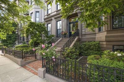 Condo/Townhouse For Sale: 134 Beacon Street #101