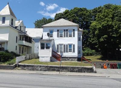 Lowell Rental For Rent: 425 Chelmsford St. #425