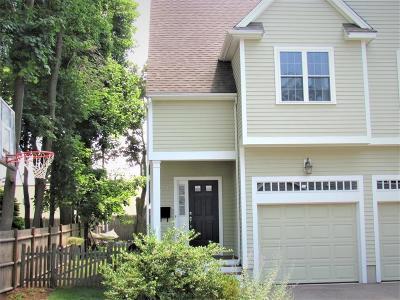 Needham Single Family Home Under Agreement: 20 Maple Ct #20