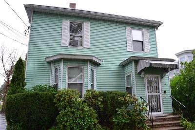 Medford Rental For Rent: 119 Jerome Street #2