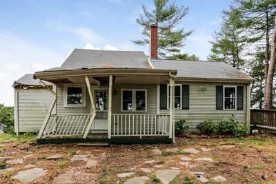 Plymouth Single Family Home Under Agreement: 66 W Pond Rd