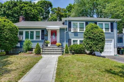 Belmont Single Family Home For Sale: 249 Claflin Street