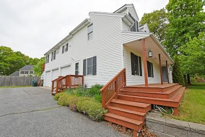 Attleboro Single Family Home For Sale: 193 Robinson