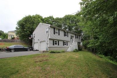 Methuen, Lowell, Haverhill Single Family Home For Sale: 46 Washington St