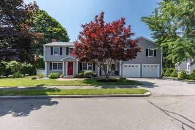 Wakefield Single Family Home Under Agreement: 8 Flanders Ln