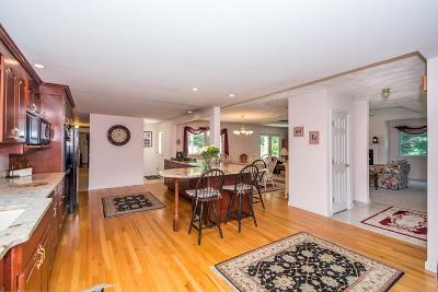 Billerica Single Family Home Under Agreement: 77 Tercentennial Drive