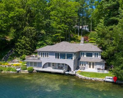 Plymouth Single Family Home For Sale: 102 Tower Hill Farm Rd