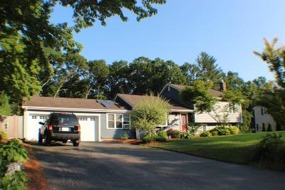 Stoughton Single Family Home Under Agreement: 181 William Kelley Road