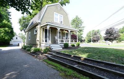 Pembroke Single Family Home Contingent: 209 Schoosett Street