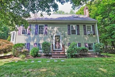 Norton MA Single Family Home Contingent: $399,900