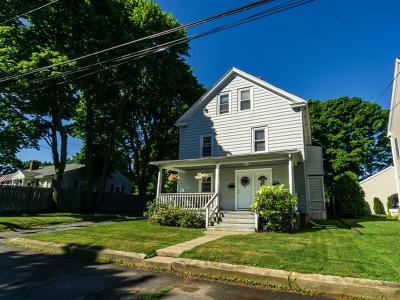 Beverly Multi Family Home Contingent: 13-15 Ellsworth Avenue